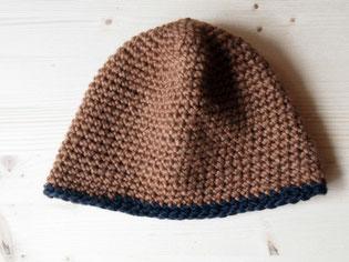 Die neue Mütze.