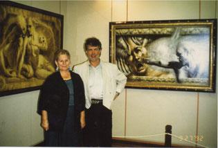 Gérard DI-MACCIO et  Marie-thérèse MALBET