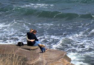 15.03.2016 - Den Wellen ausgesetzt