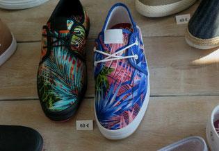 20. März 2016 - Auch Schuhe lieben den Frühling