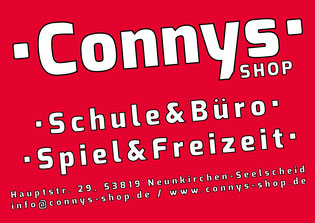 •Connys• SHOP aus Neunkirchen - Spender 2017