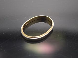 指輪 変形直し 修理