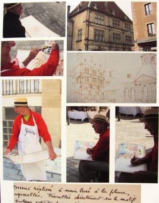art dans la rue Luxeuil