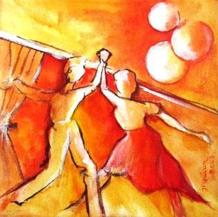 432- Le Crystal Danse