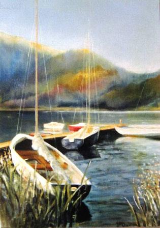 448- Le lac de Gérardmer