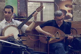 Mourad et Sid Ali, le Gambetta, Lyon