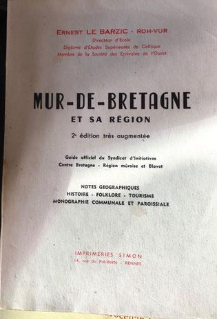 Mur-de-Bretagne et sa région