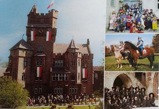 Eine Postkarte von der Klassenfahrt