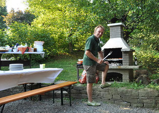 "Unser Grillmeister KW ""in Action"""