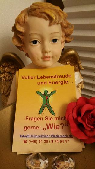Feedback-Bericht: Mehr Energie, Lebensfreude und Lebensqualität durch elektro-magnetische Energie-Balance u.a.
