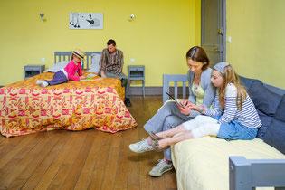 chambres d'hôtes, séjour famille, à la ferme, picardie