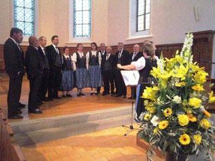 Pfingst-Gottesdienst