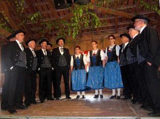 Treffen der FJVZ in Langnau ZH