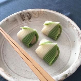 「竹」鈴懸製。
