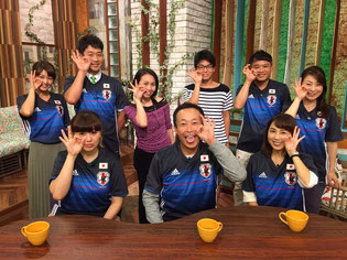 KBC九州朝日放送「サワダデース」に出演
