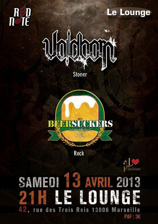 2013-04-13 Voidborn + Beersuckers