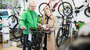 e-Bike Verkäufer Jobs