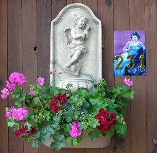 Picquigny-Rue J-J Rousseau- Ph: Patrice Lenne