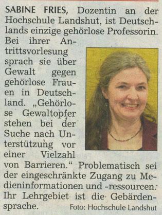 Quelle: Landshuter Zeitung 01.02.2019
