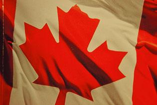 Landesfahne von Kanada
