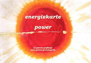 energiekarte power, je 8,50€