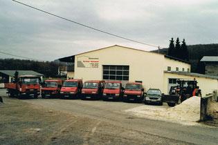 Fuhrpark 2002 Berthold Hannappel & Söhne GmbH