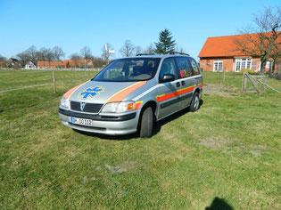 Opel Sintra für die Breitenausbildung
