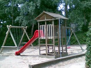 Spielplatzanlage in Schnelsen