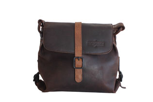 Margelisch leather bag rough purist Denia