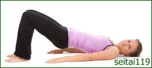 札幌市-高齢者の腰痛予防体操と運動