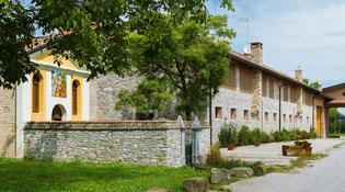 Vista dell'Agriturismo Sant'Egidio di Aquileia