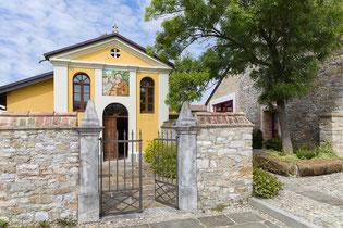 """Chiesa di Sant'Egidio in Località """"San Zili"""" Aquileia presso l'Agriturismo Sant'Egidio"""