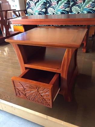ハワイアンランプテーブル2