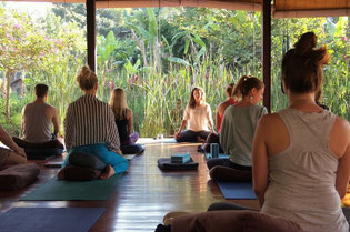 Bloggers Reveal Their Best Yoga Retreat © Iris by The sea is my cup of tea @Mafambani