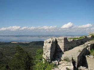 Byzantinische Klosterruine Sveti Mihovil