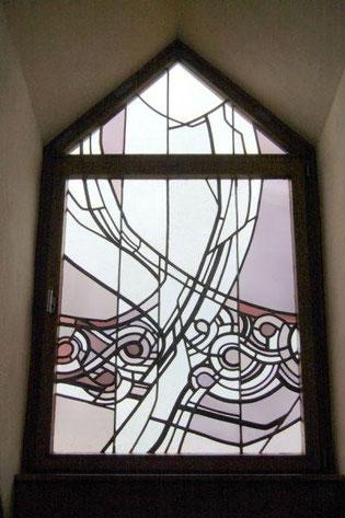 Emporenfenster (südlich)