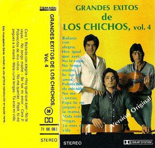 Grandes éxitos de Los Chichos Vol 4