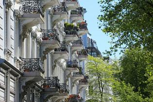 Alte Häuser mit Charme als WEG Verwalter
