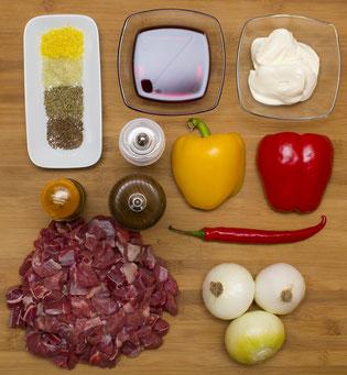 Gulasch Originalrezept ungarisch gulasch rezept gulasch selber machen