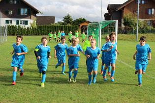 Junioren E FC Aarwangen b