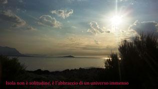 L'abbraccio dell'isola, di Pietro - Codice 05