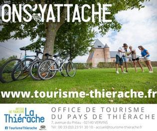 office du Tourisme - pros et souriantes!