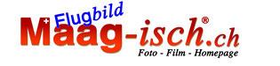 Logo Maag-isch GmbH Peter Maag Sponsor Rockkonzert Wangen SZ