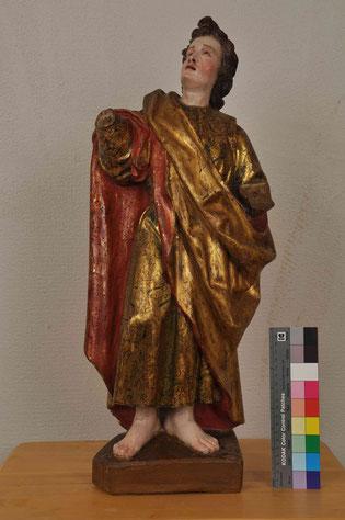 Heiliger Johannes, nach den Massnahmen
