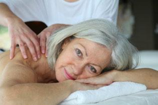 massage gériatrique