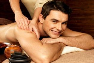 massage pour homme