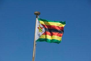 Zimbabwe Pepamobil auf Reisen