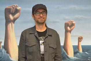 Christian Ristau ist ein Flensburger Künstler