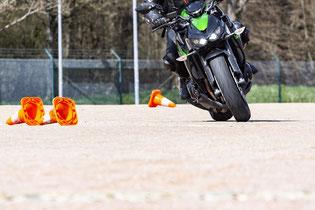 Crashkurs Motorrad