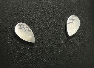 Boucles d'oreilles - argent - or - créations - bijoux - sur mesure - Beaurepaire - Les Herbiers - Montaigu